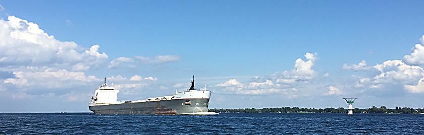 bateau lac st-FranAi??ois