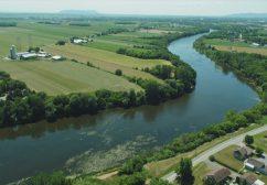 Bandes riveraines en milieu agricole - émission La Semaine Verte