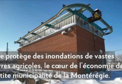 Petit barrage, gros fardeau - La Presse