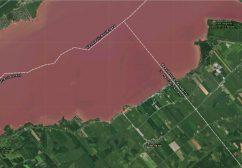 MISE À JOUR : Zone inondable sur la rive du lac Saint-François