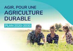Agir, pour une agriculture durable